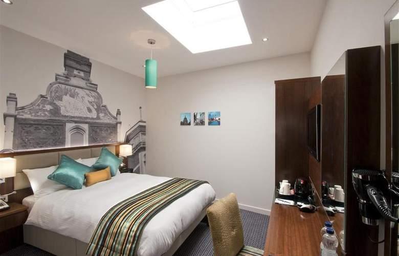 Best Western Plus Seraphine Hotel Hammersmith - Room - 76