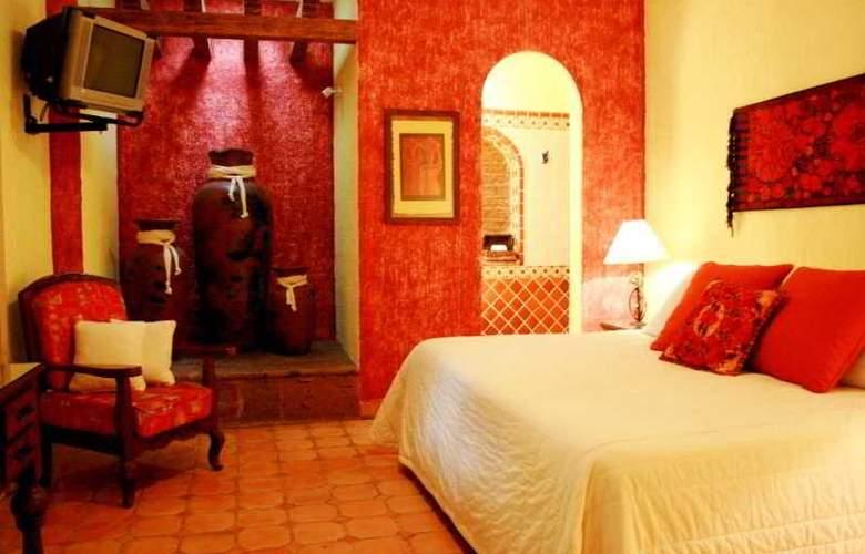 Hotel Boutique la Villa del Ensueño - Room - 10