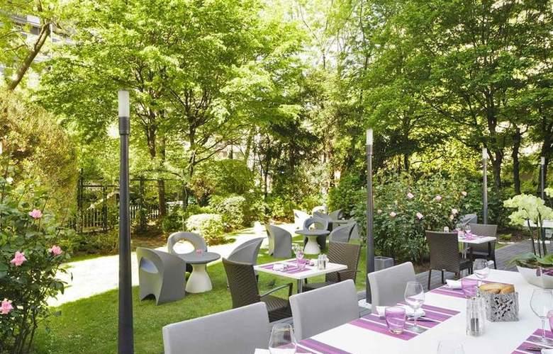 Mercure Paris Centre Tour Eiffel - Restaurant - 61