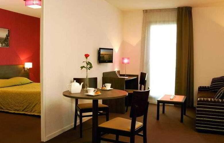 Adagio Access Marseille Saint Charles - Room - 4
