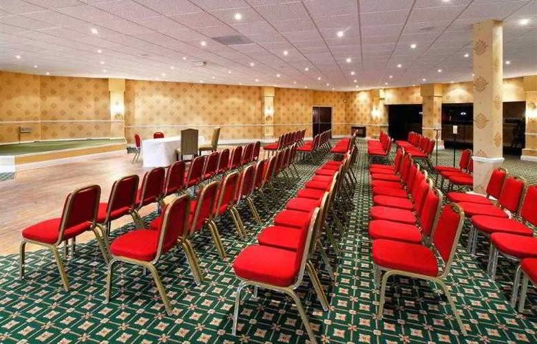 Mercure Stafford South Penkridge House Hotel - Hotel - 23