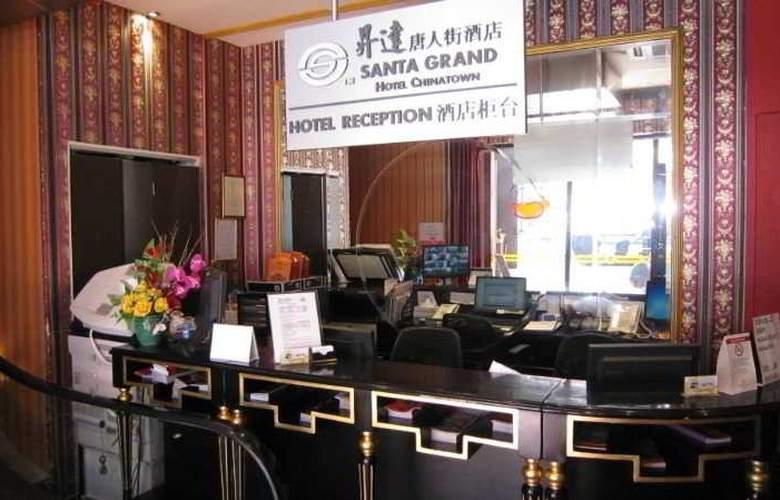 Santa Grand Hotel Chinatown - General - 10