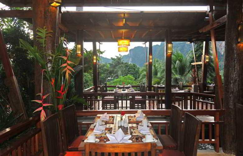 Phu Pi Maan Resort & Spa - Restaurant - 14