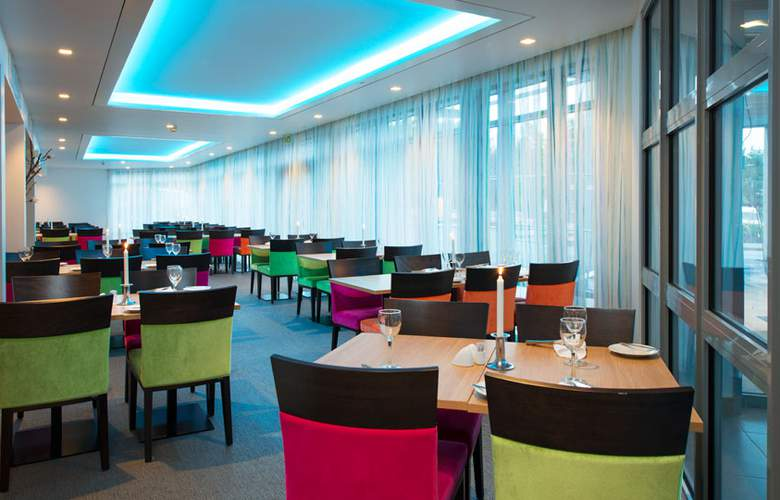 Thon Hotel Bergen Airport - Restaurant - 12