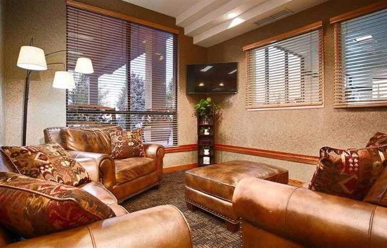Best Western Plus Twin Falls Hotel - Hotel - 92
