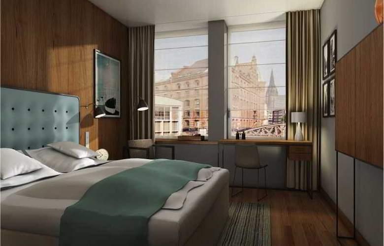 Ameron Hamburg Speicherstadt - Room - 1