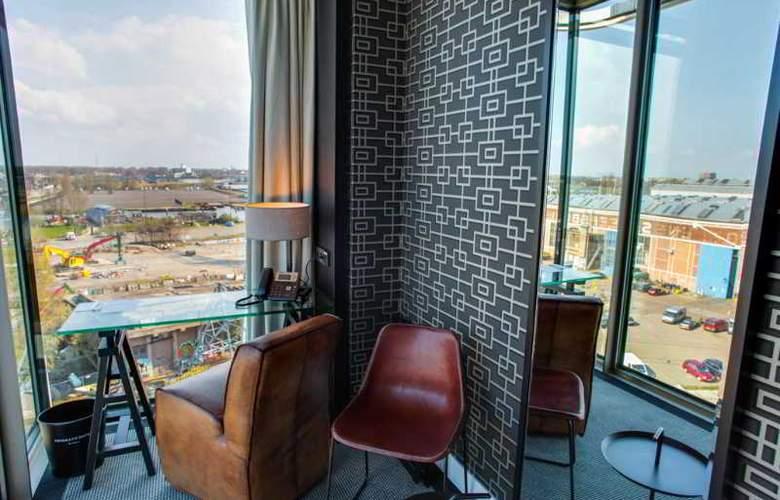 DoubleTree by Hilton Amsterdam - NDSM Wharf - Room - 26