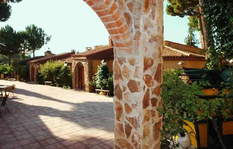 Finca Rural La Villa Don Quijote - Hotel - 13