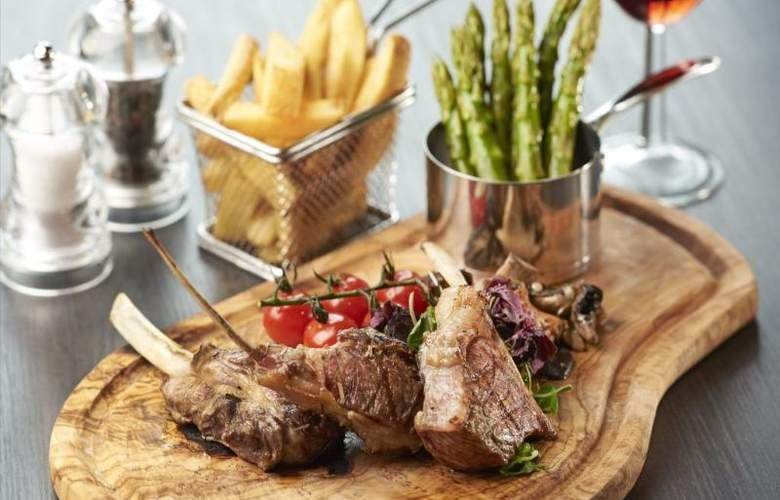 Hilton London Docklands Riverside - Restaurant - 49