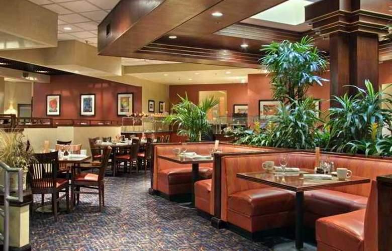 Hilton Durham near Duke University - Hotel - 10