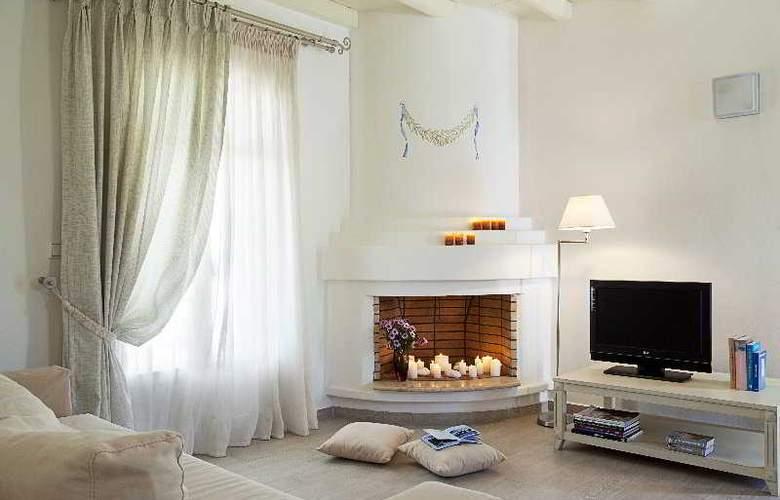 Naxian Collection Luxury Villas & Suites - Room - 7
