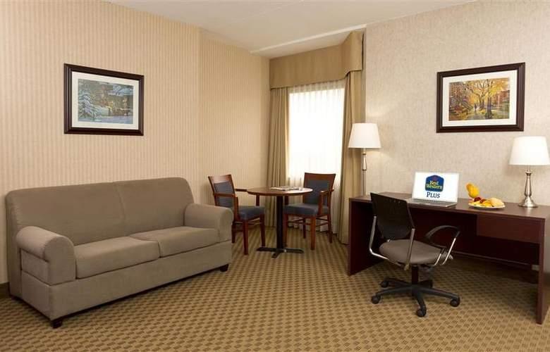 Best Western Plus Laval-Montreal - Room - 65