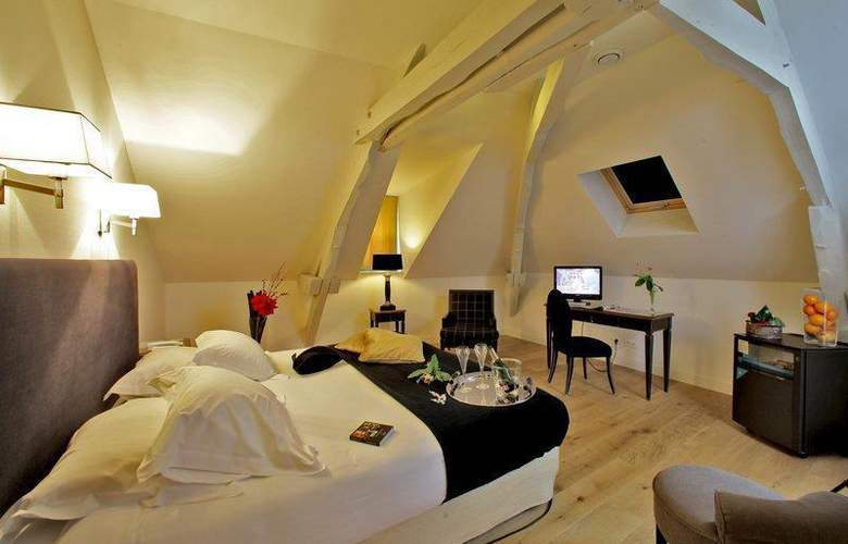 Best Western Le Renoir - Room - 0