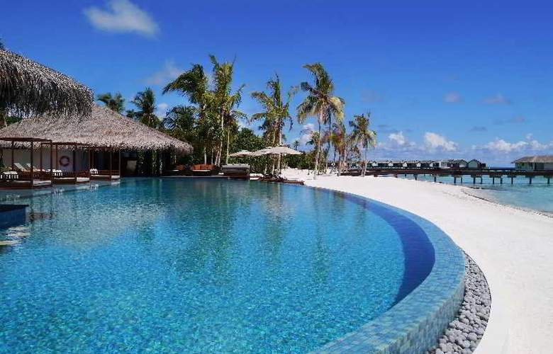 The Residence Maldives at Falhumaafushi - Pool - 11
