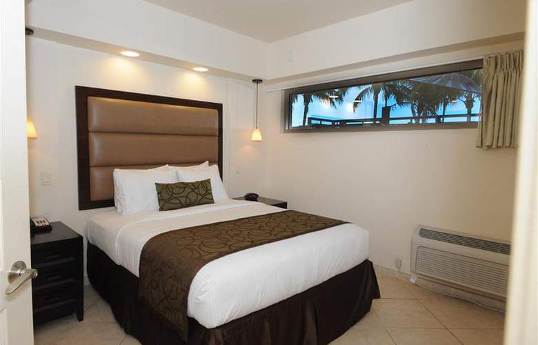 Best Western Plus Beach Resort - Room - 262