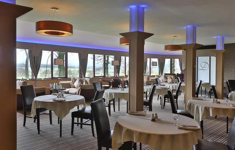 Best Western Dryfesdale - Restaurant - 394