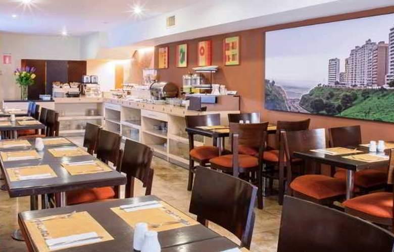 Sonesta Posadas del Inca Miraflores - Restaurant - 6