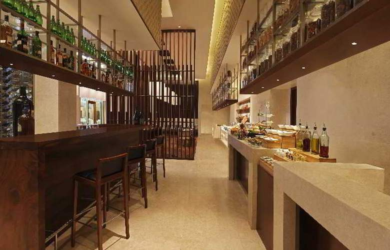DoubleTree by Hilton Pune Chinchwad - Restaurant - 27