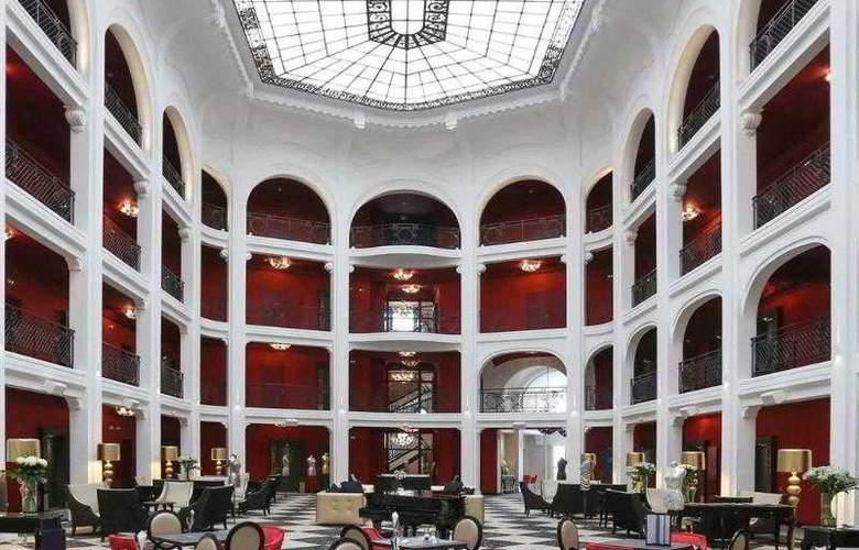 Le Regina Biarritz Hotel & Spa - Hotel - 28