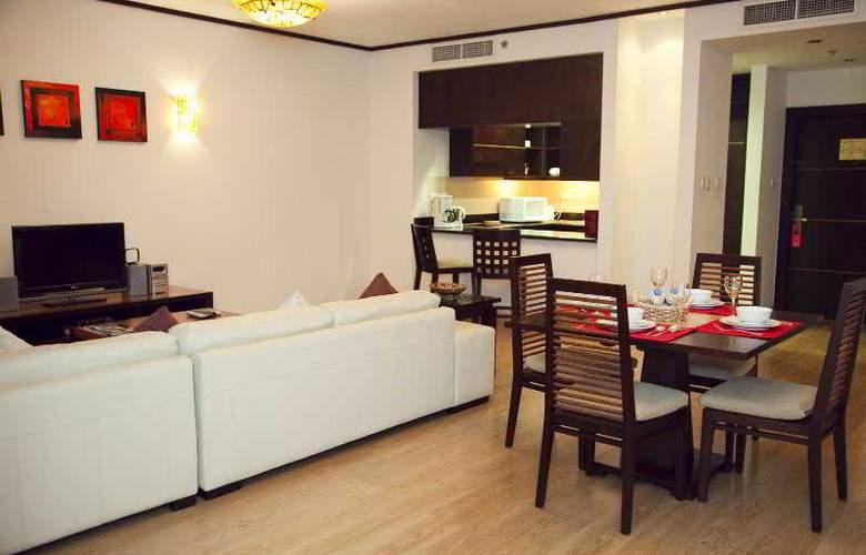 Park Hotel Apartment - Room - 3
