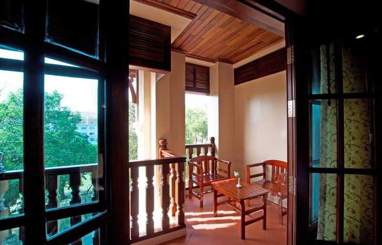 Angkor Sayana Hotel & Spa - Terrace - 5