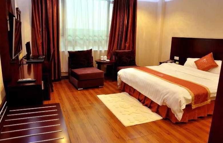 Pan Shan Hotel - Room - 8