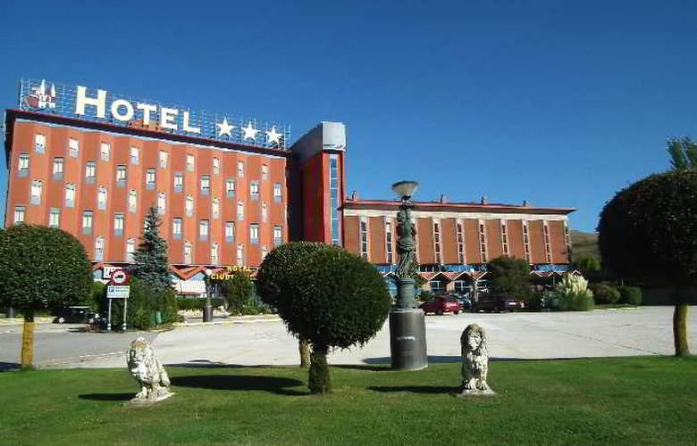 Sercotel Ciudad de Burgos - Hotel - 18
