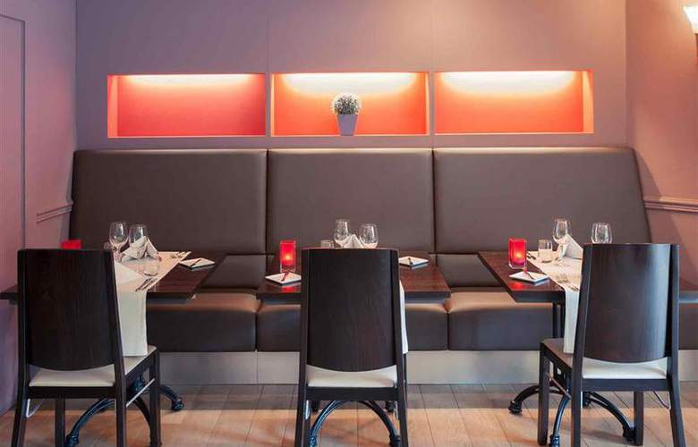 Mercure Brussels Airport - Restaurant - 47