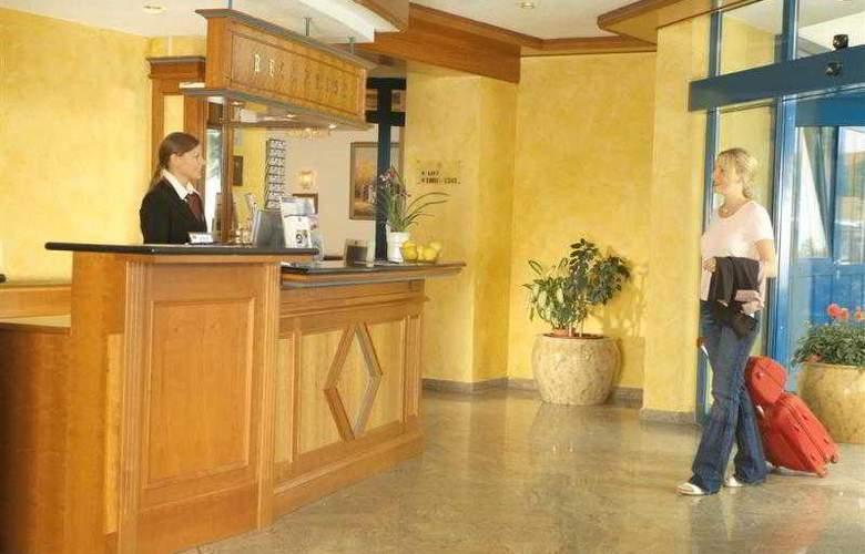 Best Western Hotel Erb - Hotel - 16