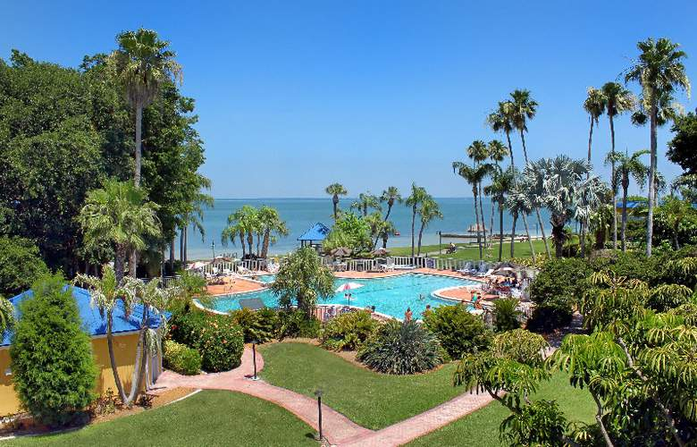 Magnuson Hotel Marina Cove - Pool - 3
