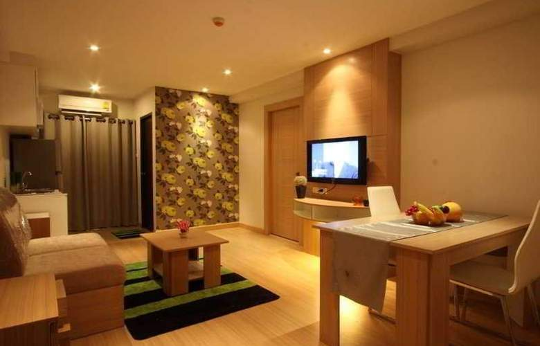 Grass Suites Thonglor - Room - 5