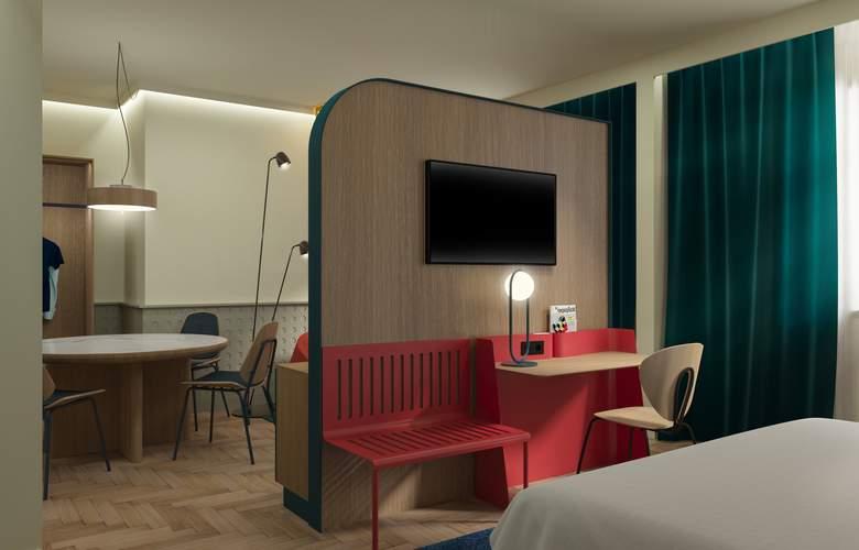 Ibis Styles Madrid City Las Ventas - Room - 9