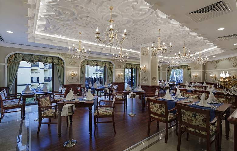 Alba Resort - Restaurant - 8