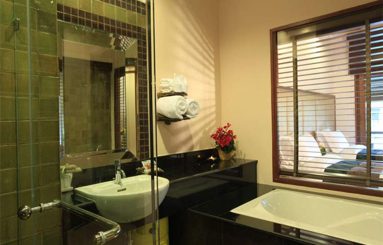 VC@Suanpaak Boutique Hotel & Serviced Apartments - Room - 19