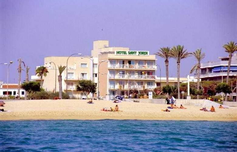 Sant Jordi Hotel - Beach - 6