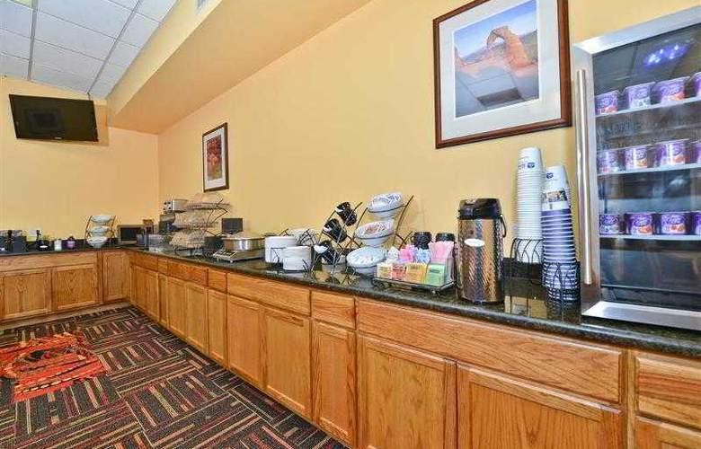 Best Western Red Hills - Hotel - 37