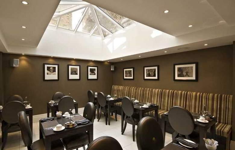 Tophams Hotel Belgravia - Restaurant - 3