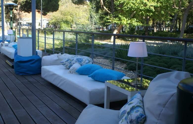 Inatel Caparica - Terrace - 11