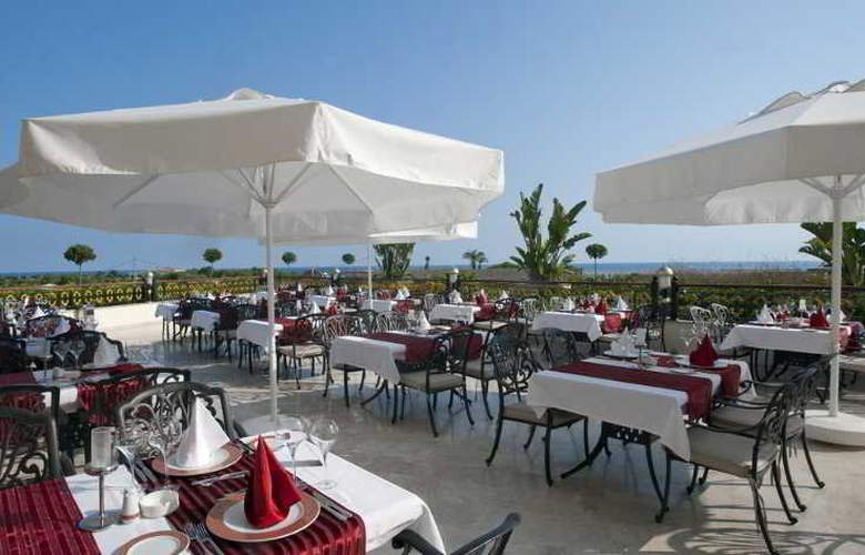 Crystal Palace Luxury Resort & Spa - Restaurant - 28