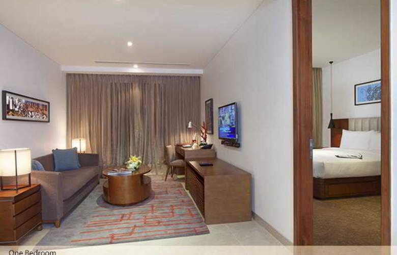 Oakwood Residence Prestige Whitefield Bangalore - Room - 9