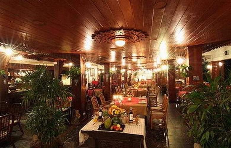Mae Hong Son Mountain Inn & Resort - Restaurant - 8