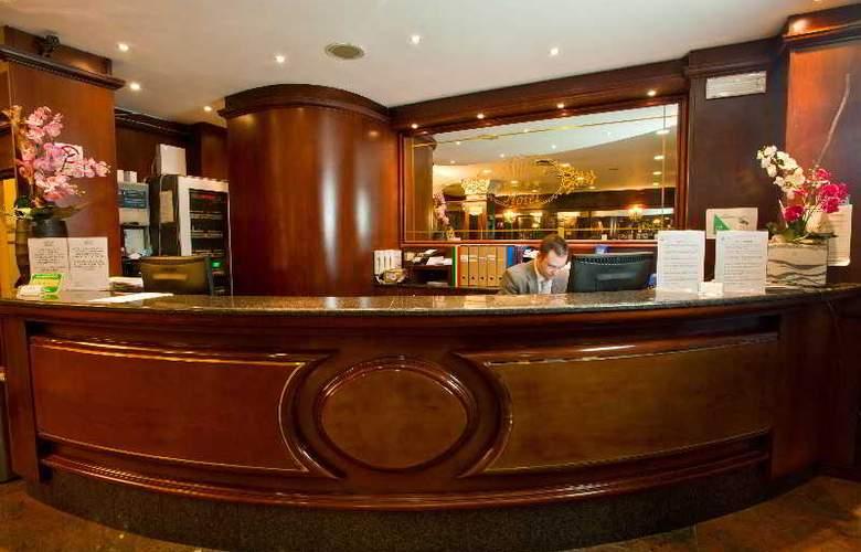 Prime Hotel Mythos Milano - Hotel - 7