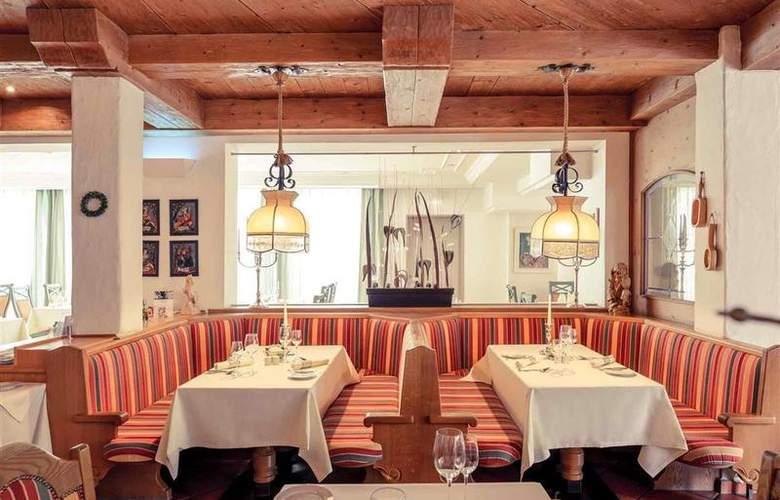 Mercure Hotel Ingolstadt - Restaurant - 51