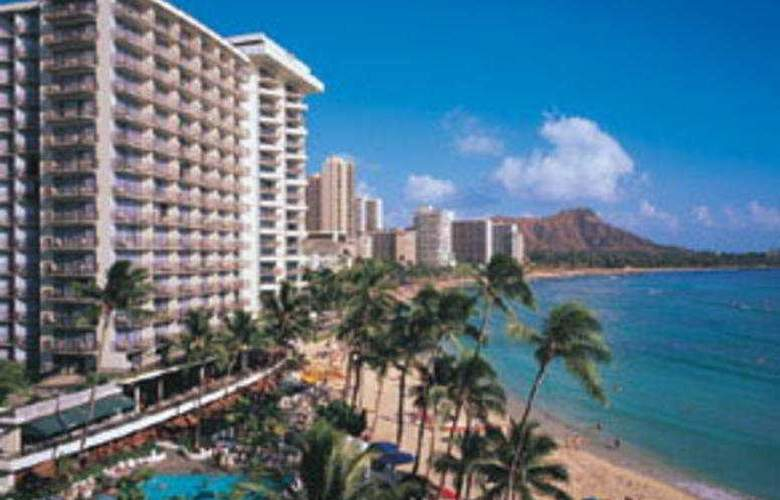 Outrigger Waikiki On The Beach - General - 2