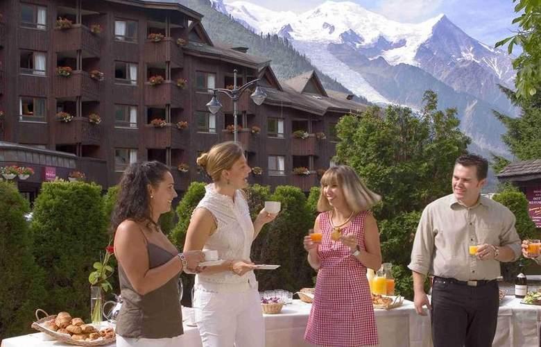 Mercure Chamonix Centre - Hotel - 45