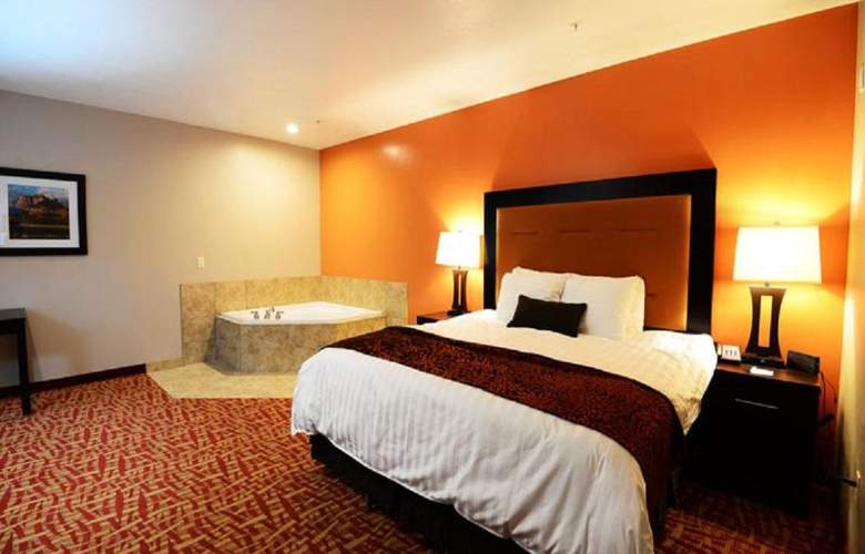 Best Western Plus Zion West Hotel - Room - 0