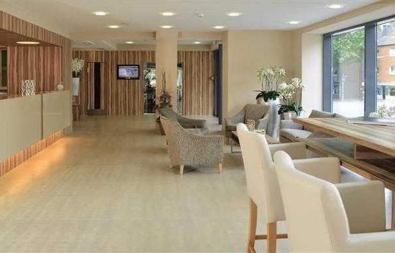 Best Western Parkhotel Oberhausen - Hotel - 34