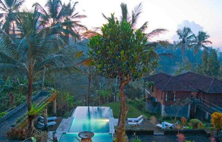 Puri Saron Hotel Ubud - Pool - 9