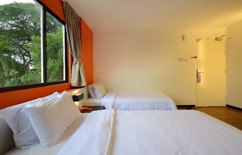 Hotel Waterfall Penang - Room - 17