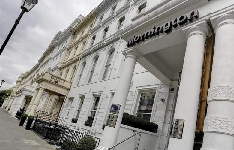 Best Western Mornington Hotel London Hyde Park - Hotel - 60